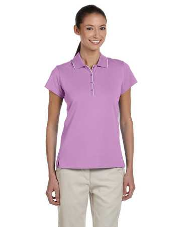 A89 adidas Golf Women's ClimaLite® Tour Jersey Short-Sleeve Polo