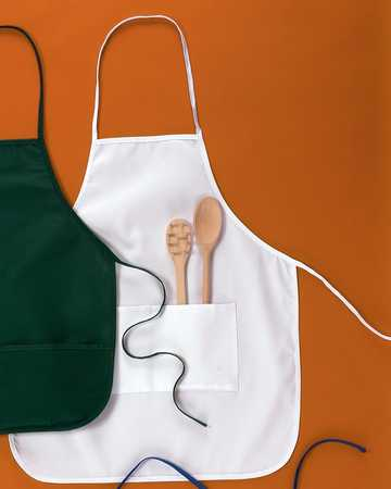 APR52 Big Accessories Two-Pocket 28 Inch Apron
