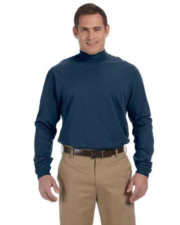 d420 Devon and Jones Mock Turtleneck