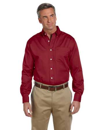 D610 Men's Devon & Jones Advantage Twill Shirt