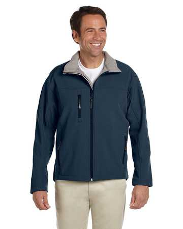 d995 Devon & Jones Mens Soft Shell Jacket