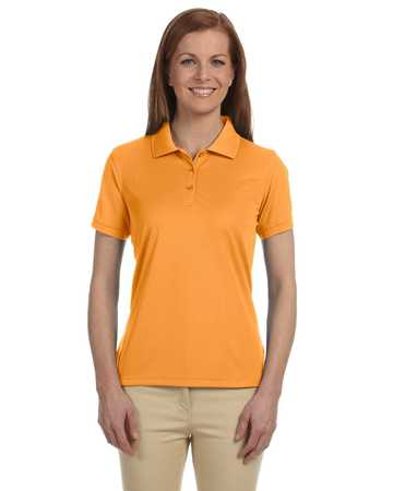 dg385W Devon & Jones Ladies' Dri-Fast™ Advantage™ Solid Mesh Polo