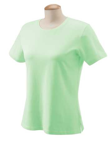 DP155W Devon & Jones Ladies Stretch Tee