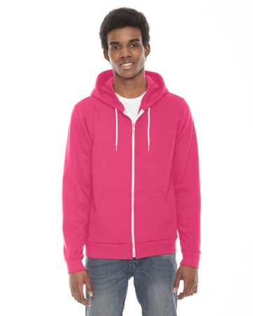 F497 American Apparel - Flex Fleece Zip Hoody