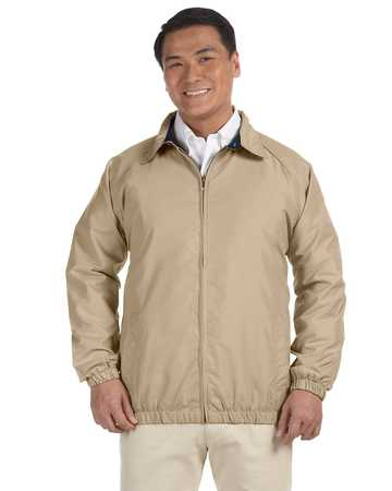 m710 Harriton microfiber club jacket