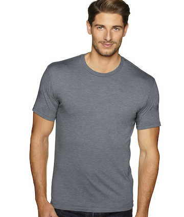 6010 Next Level Men's Tri-Blend Crew