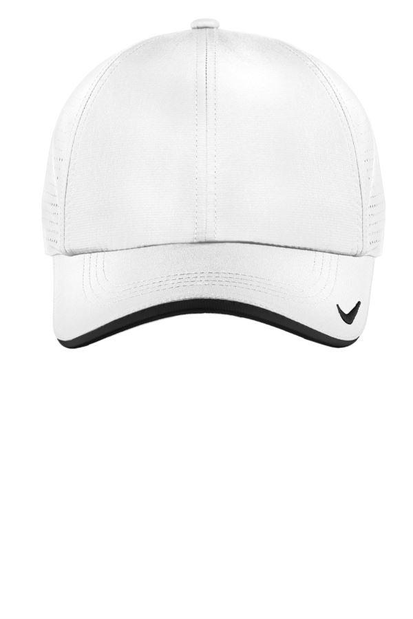 deb1c87fc Embroidered 429467 Nike Golf Dri FIT Swoosh Perforated Cap