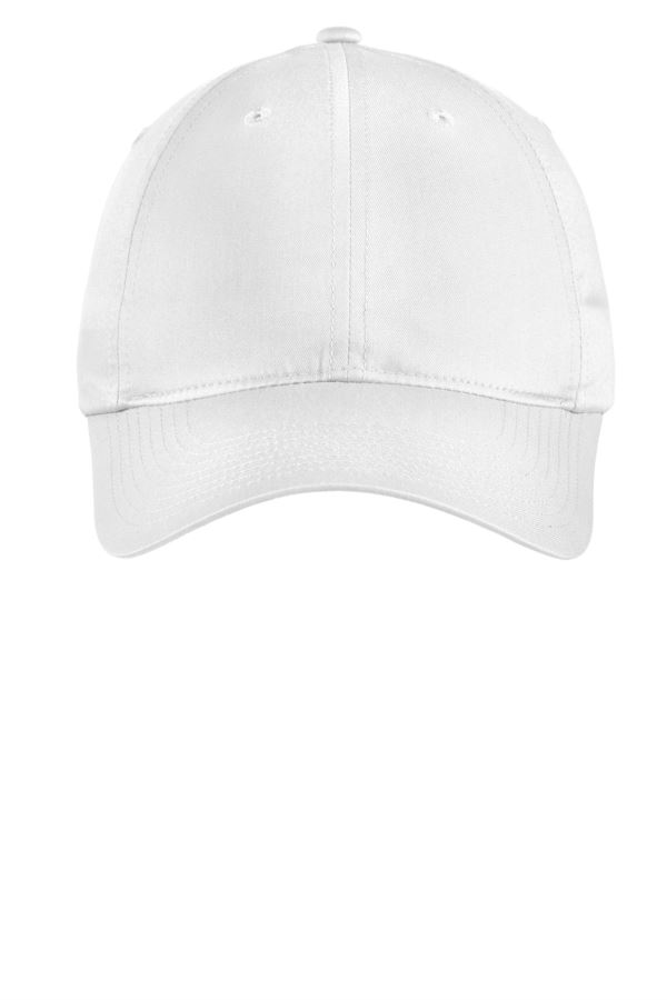 Embroidered 580087 Nike Golf unstructured twill cap 0b326053fb25