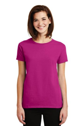 2000L Gildan - Ladies' Ultra Cotton™ T-Shirt