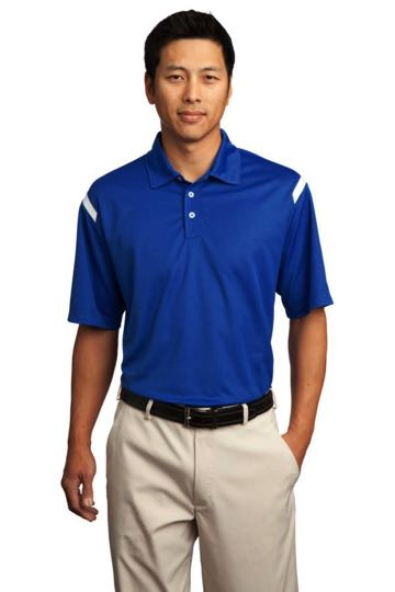 402394 NIKE GOLF - Dri-FIT Shoulder Stripe Sport Shirt