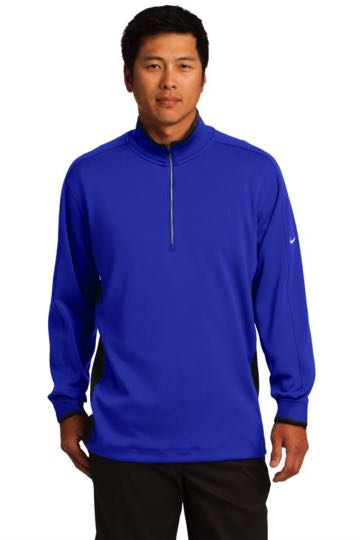 578673 Nike Golf Dri-FIT 1/2-Zip Cover-Up