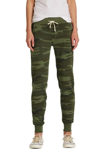 AA31082 Ladies Alternative® Jogger Eco-Fleece Pant