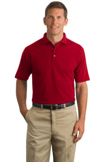 CS402 CornerStone - Industrial Pocketless Pique Polo