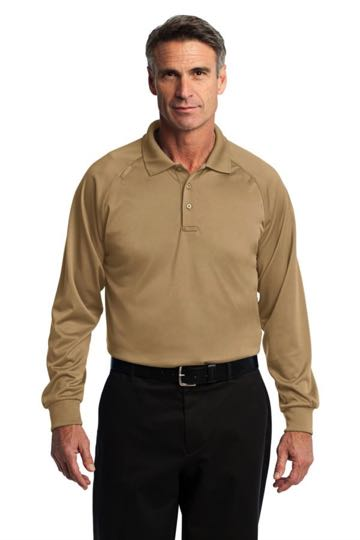 CS410LS CornerStone® - Select Long Sleeve Snag-Proof Tactical Polo