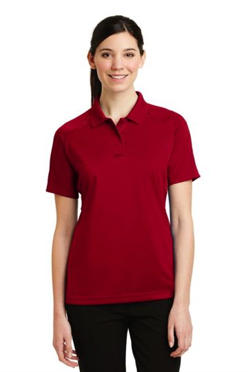 CS411 CornerStone® - Ladies Select Snag-Proof Tactical Polo