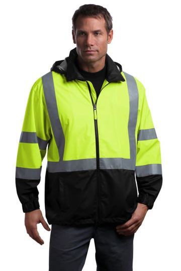 CSJ25 CornerStone® - ANSI Class 3 Safety Windbreaker