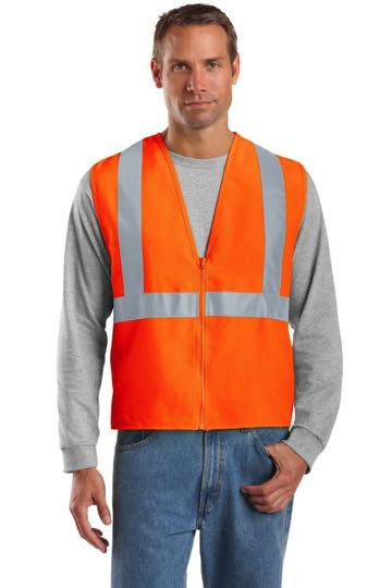 CSV400 CornerStone NSI Class 2 Safety Vest