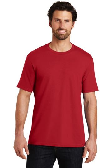 DT104 District Made Mens Perfect Weight Crew Tee