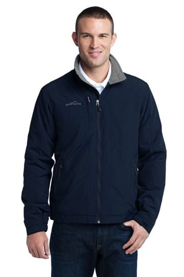 eb520 NEW Eddie Bauer Fleece-Lined Jacket