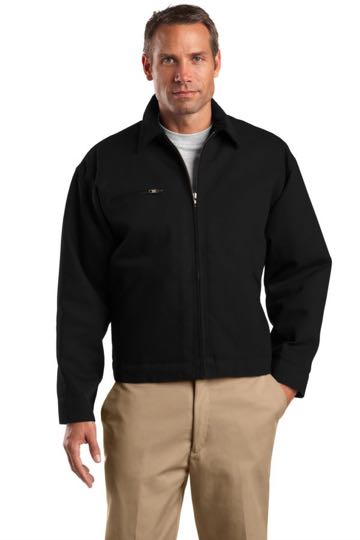 tlj763 CornerStone® Tall Duck Cloth Work Jacket