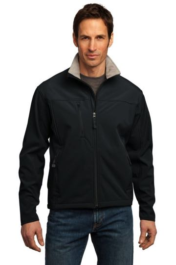TLJ790 Port Authority® Tall Glacier® Soft Shell Jacket