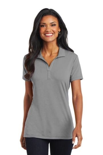 L568 Port Authority® Ladies Cotton Touch Performance Polo