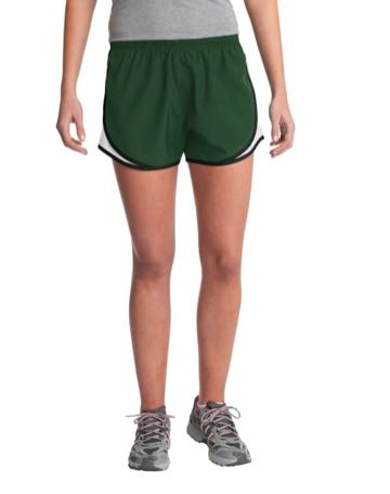 LST304 Sport-Tek® Ladies Cadence Short.