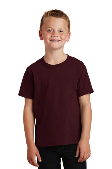 PC54Y Port & Company® - Youth 5.4-oz 100% Cotton T-Shirt