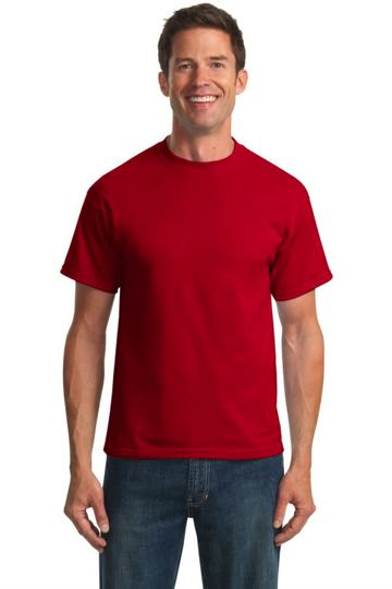 PC55 Port & Company® - 50/50 Cotton/Poly T-Shirt