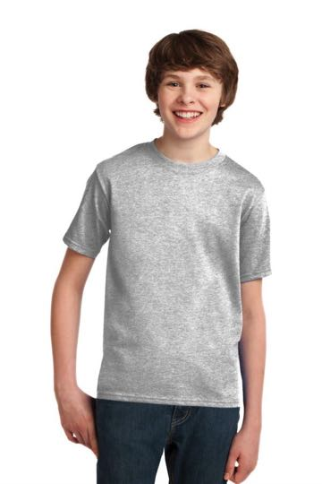 PC61Y Port & Company® - Youth 100% Cotton Essential T-Shirt