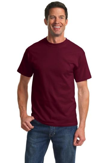 PC61T Port Authority® - TALL 100% Cotton Essential T-Shirt - TALL SIZES