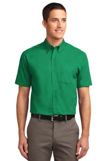S508 mens easy care short-sleeve shirt Port Authority
