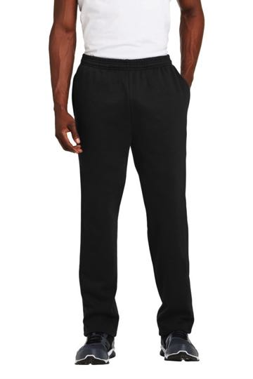ST257 Sport-Tek® - Open Bottom Sweatpant