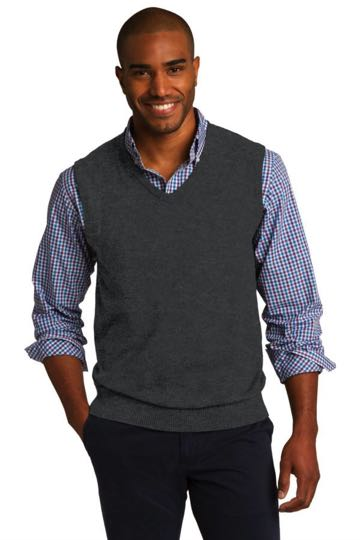 SW286 Port Authority Sweater Vest