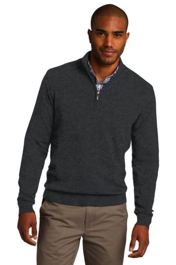 SW290 Port Authority® 1/2-Zip Sweater