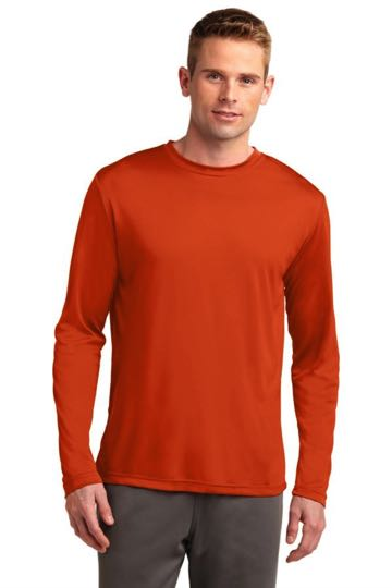 tst350ls Sport-Tek® Tall Long Sleeve PosiCharge® Competitor™ Tee