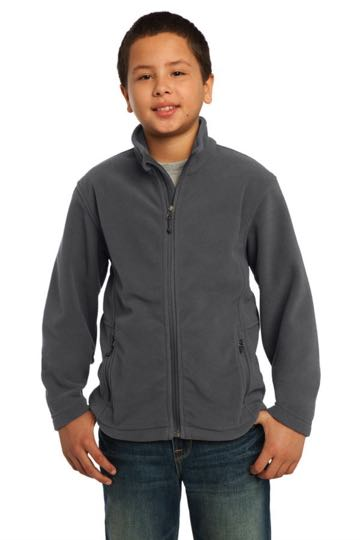 Y217 Port Authority® - Youth Value Fleece Jacket