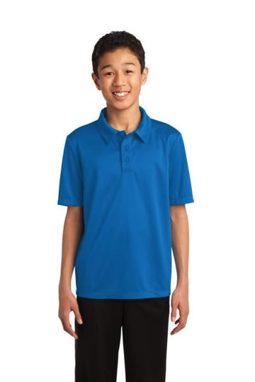 Y540 Port Authority® Youth Silk Touch™ Performance Polo